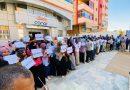موظفو شركة كنار يطالبون بزيادة الأجور ويحتجون على فصل زميلتهم
