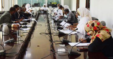 لجنة النظر في قضايا المفصولين تعسفياً تقرر في عدد من الملفات